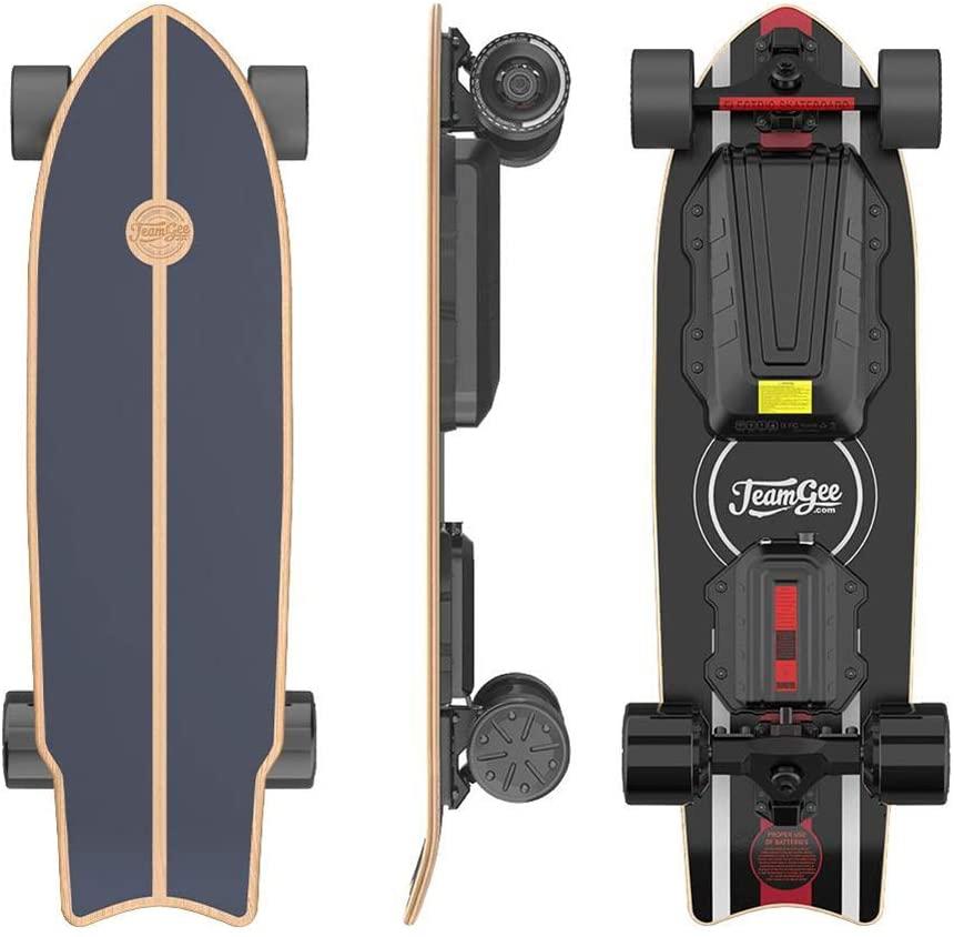 teamgee h20 skateboard electrique