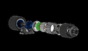 moteur skateboard électrique