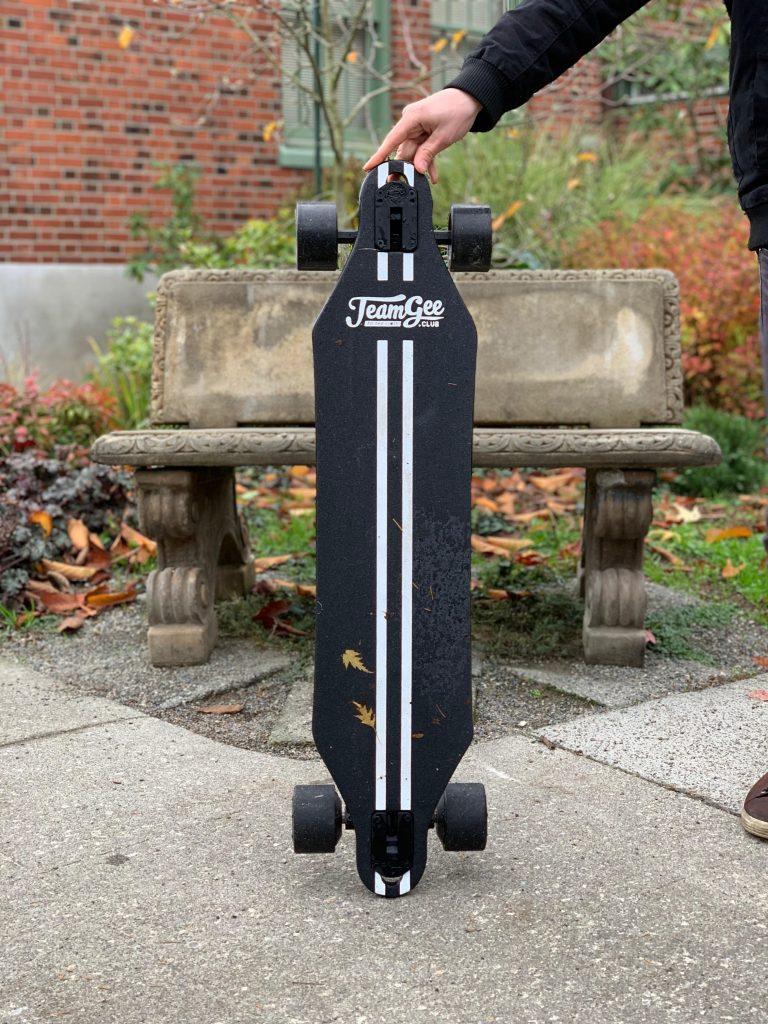 planche skate electrique teamgee H5