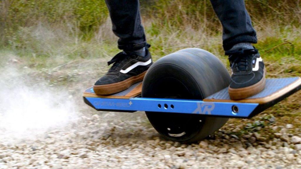 onewheel XR + conduite road