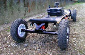 mountainboard électrique