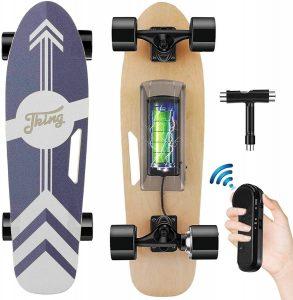 skate electrique pas cher tooluck
