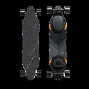skate électrique wowgo 3 noir