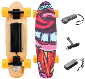 wesoky skateboard electrique