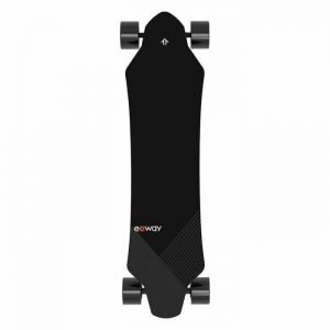 longboard électrique exway X1 pro noir