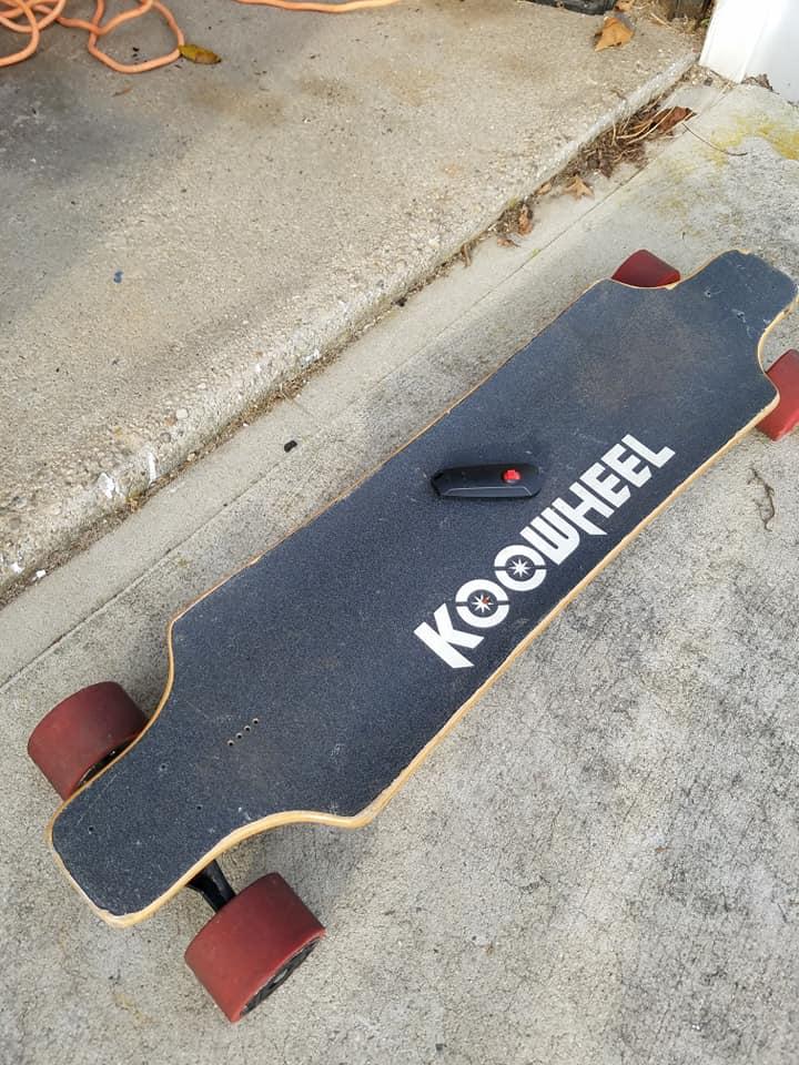 koowheel planche à roulette
